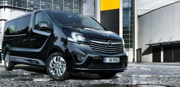 77 gallery of nuovo opel vivaro 2020 specs and review with