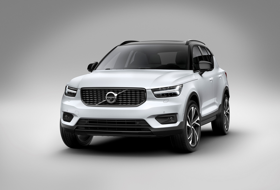 77 Gallery of Volvo Xc40 2020 Update Concept by Volvo Xc40 2020 Update