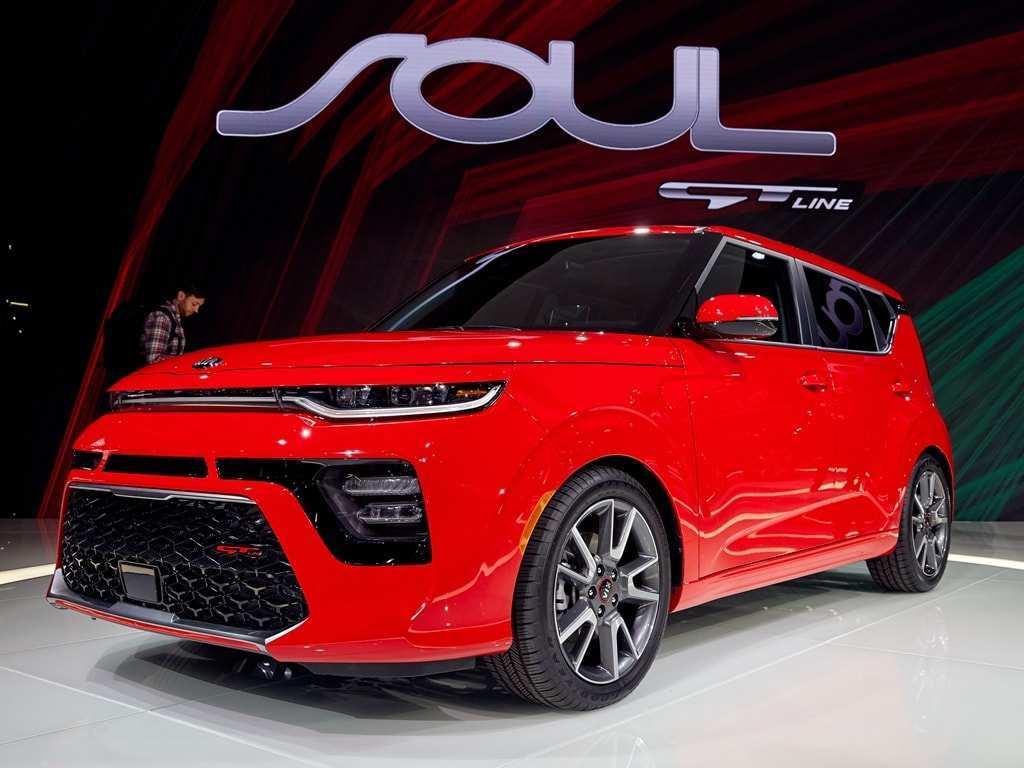77 New 2020 Kia Soul Ev Price Exterior and Interior by 2020 Kia Soul Ev Price