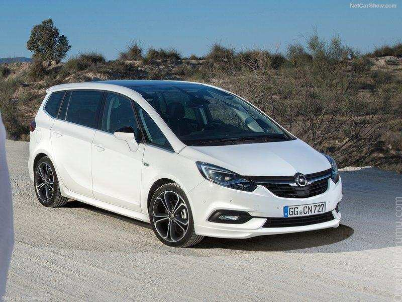 77 New New Opel Zafira 2020 Spesification with New Opel Zafira 2020