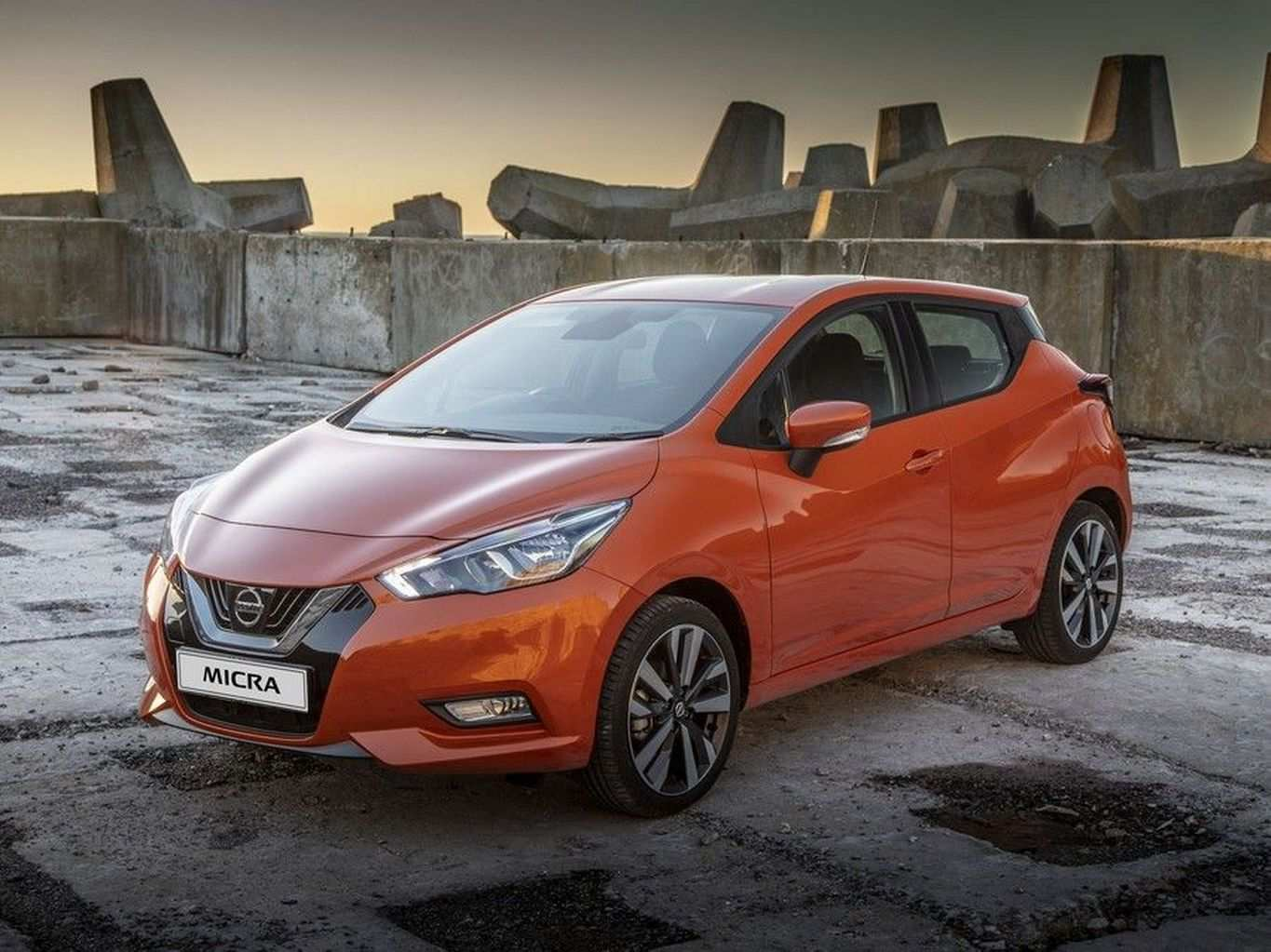 77 New Nissan March 2020 Brasil Exterior by Nissan March 2020 Brasil