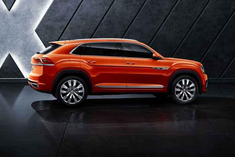 77 The 2020 Volkswagen Teramont X History by 2020 Volkswagen Teramont X