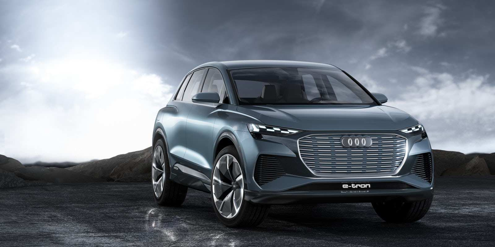 77 The Audi Hybrid Suv 2020 Spy Shoot for Audi Hybrid Suv 2020