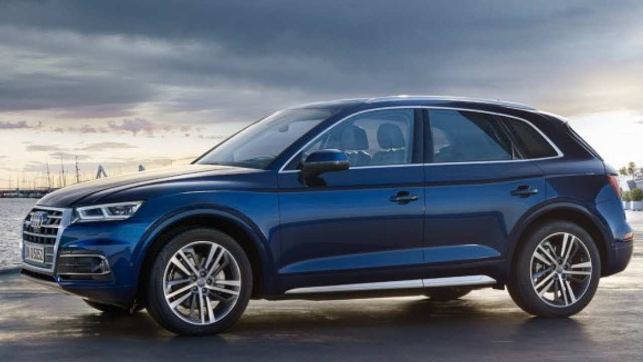77 The Audi Q5 Hybrid 2020 Speed Test with Audi Q5 Hybrid 2020