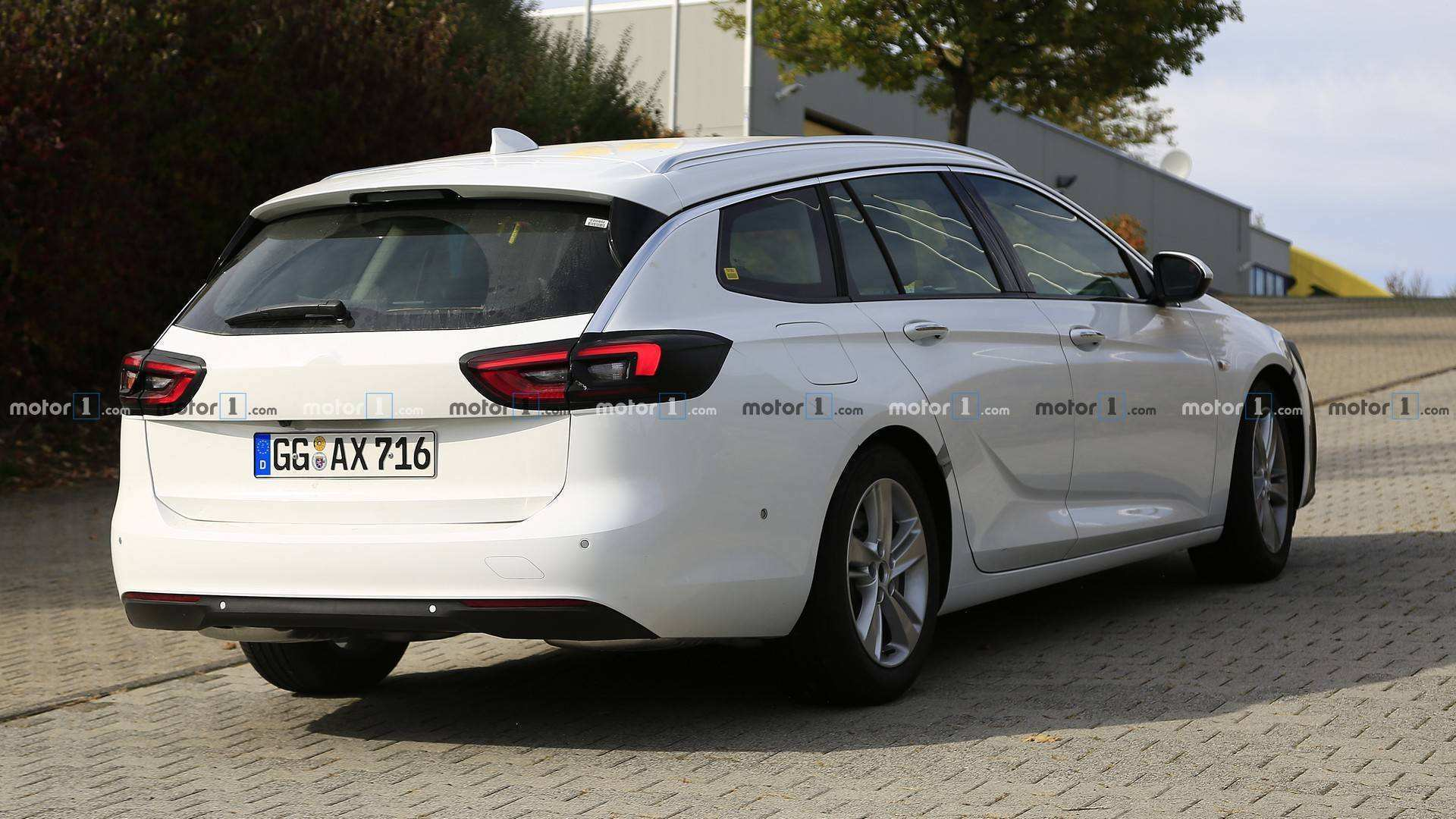 77 The Yeni Opel Insignia 2020 Exterior by Yeni Opel Insignia 2020