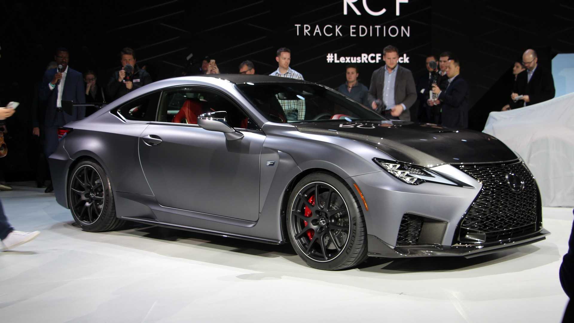 78 All New 2020 Lexus Rc F Track Edition Spesification by 2020 Lexus Rc F Track Edition