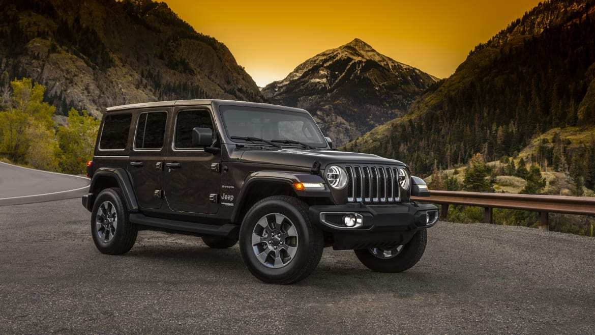 78 All New Jeep Rubicon 2020 Price Review with Jeep Rubicon 2020 Price
