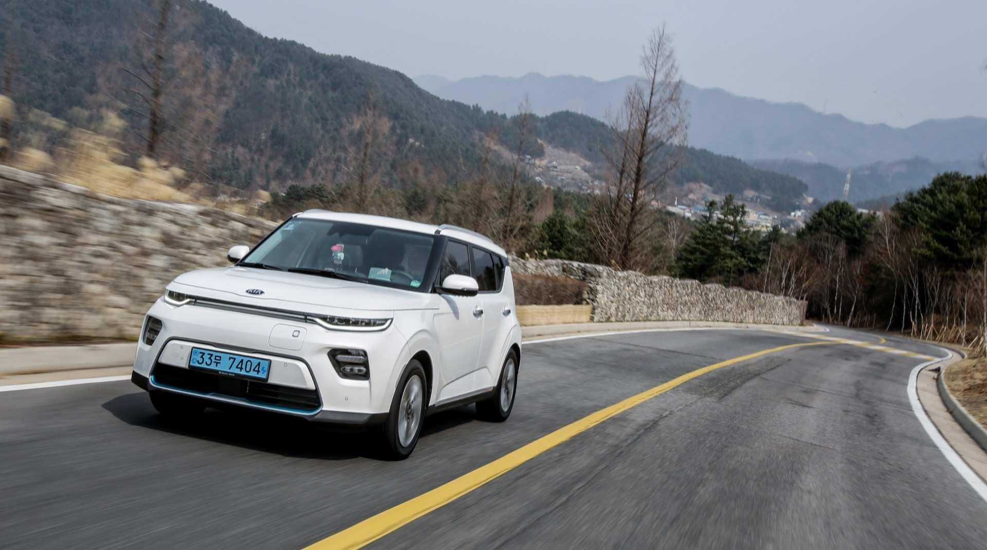 78 All New Kia Electric Suv 2020 New Concept with Kia Electric Suv 2020
