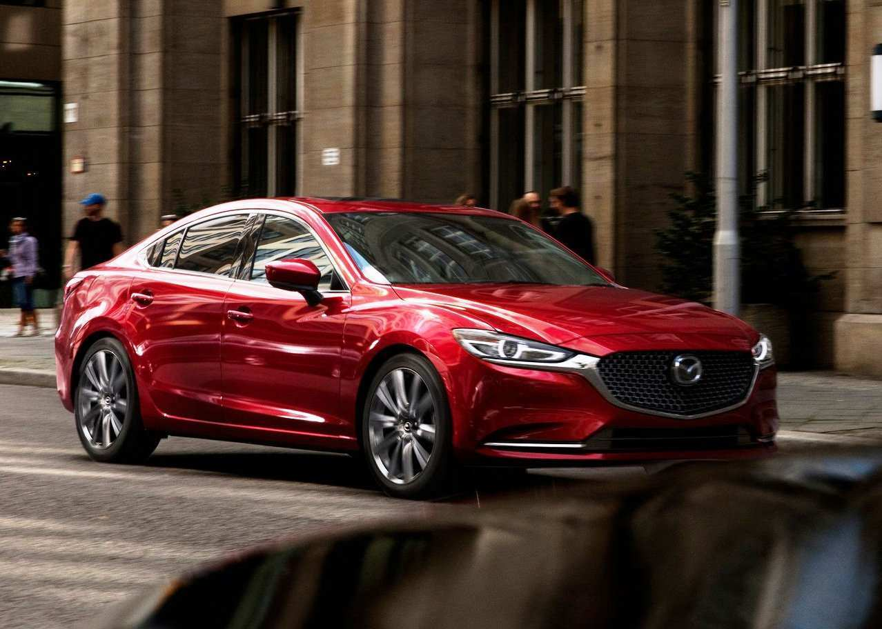 78 All New Mazda 6 2020 Release Date Price and Review with Mazda 6 2020 Release Date