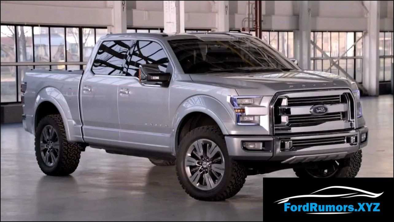 78 Best Review 2020 Ford F150 Concept Speed Test with 2020 Ford F150 Concept