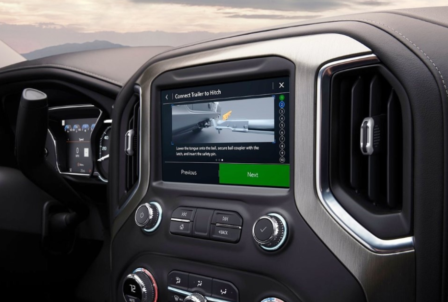 78 Best Review 2020 Gmc Sierra Hd Interior Concept with 2020 Gmc Sierra Hd Interior