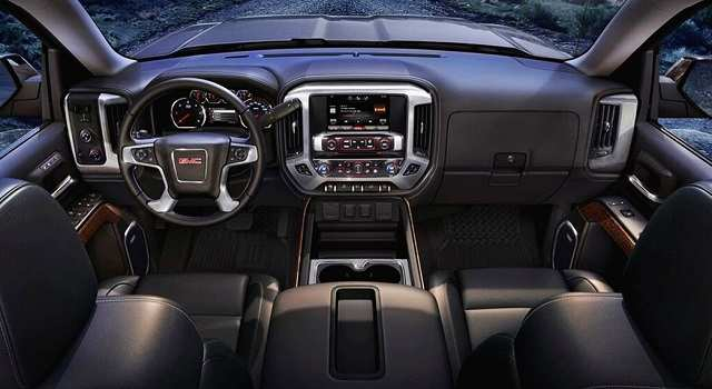 78 Best Review 2020 Gmc Sierra Interior Reviews with 2020 Gmc Sierra Interior