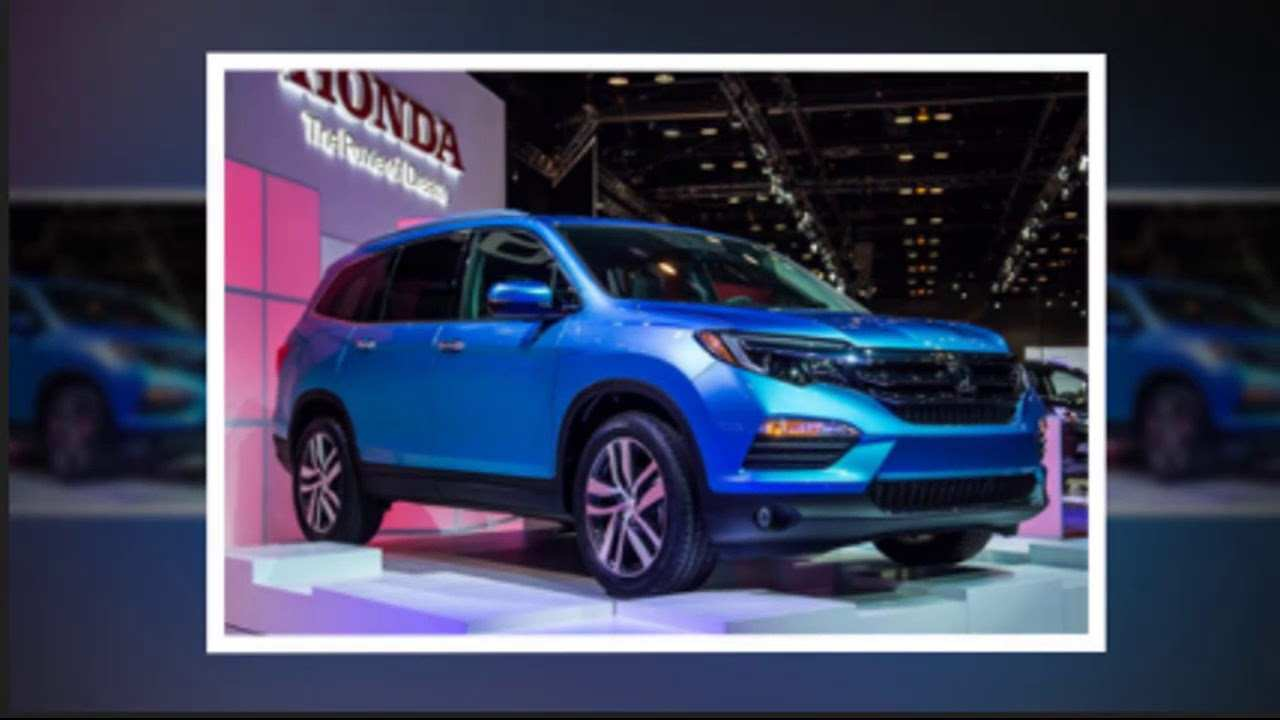 78 Best Review Honda Pilot 2020 Release Date Redesign and Concept for Honda Pilot 2020 Release Date