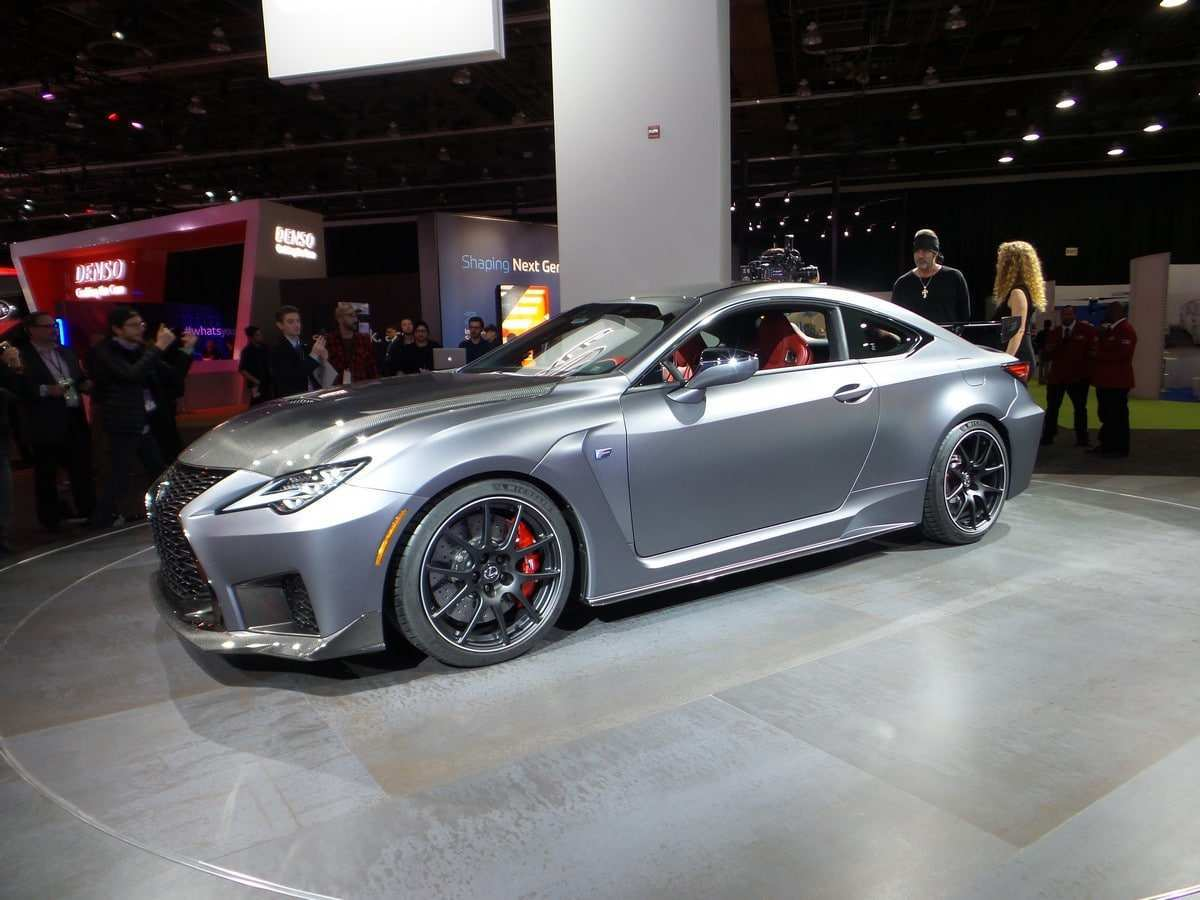 78 Best Review Lexus Rcf 2020 Redesign and Concept by Lexus Rcf 2020