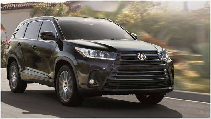 78 Concept of 2020 Toyota Highlander Release Date Concept with 2020 Toyota Highlander Release Date
