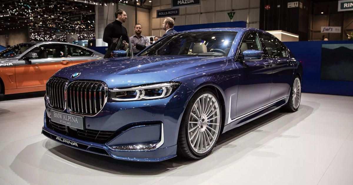 78 Concept of BMW Alpina B8 2020 Wallpaper for BMW Alpina B8 2020