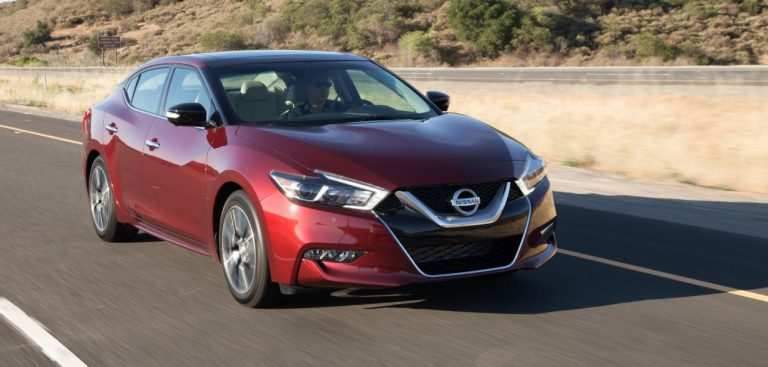 78 Concept of Nissan Maxima 2020 Price Exterior and Interior by Nissan Maxima 2020 Price