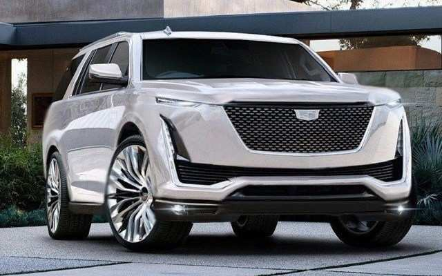 78 Gallery of 2020 Cadillac Escalade Hybrid New Concept with 2020 Cadillac Escalade Hybrid