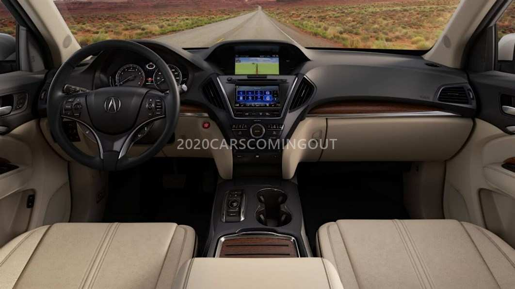 78 Gallery of Acura Mdx New Model 2020 Pictures by Acura Mdx New Model 2020