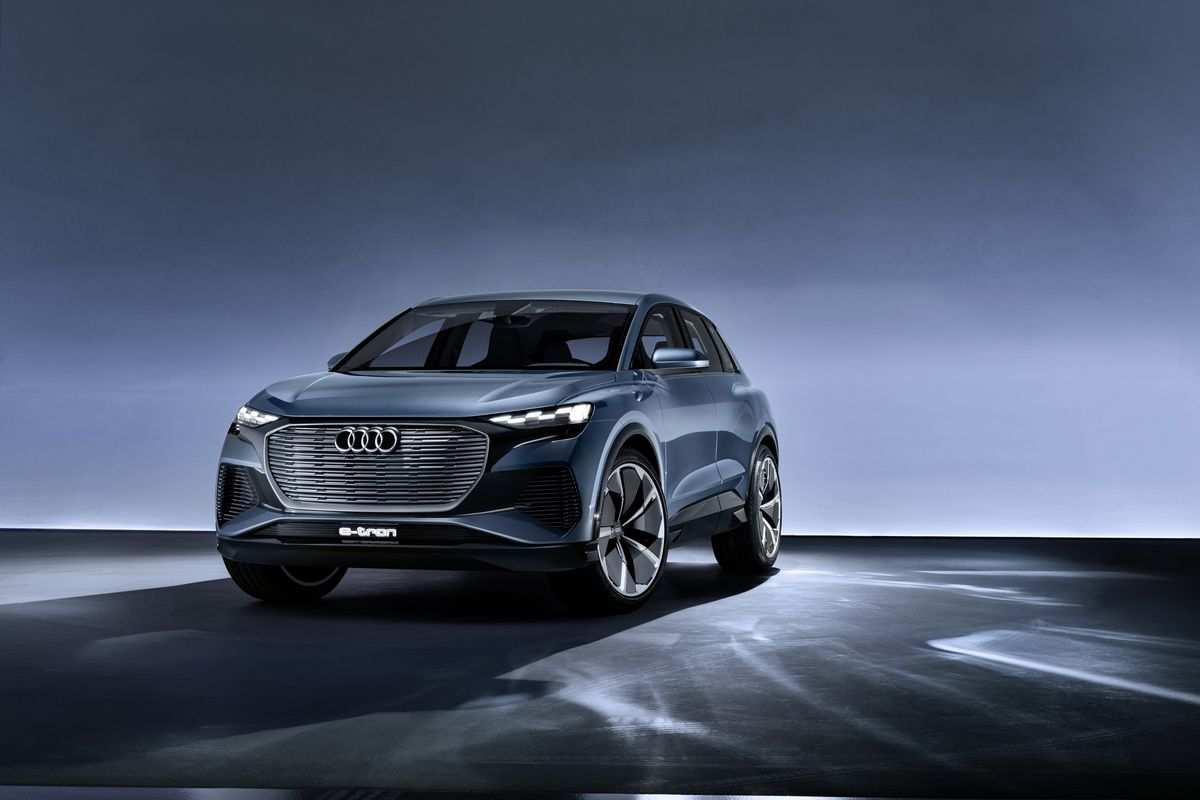 78 Gallery of Audi New Electric Car 2020 Concept with Audi New Electric Car 2020