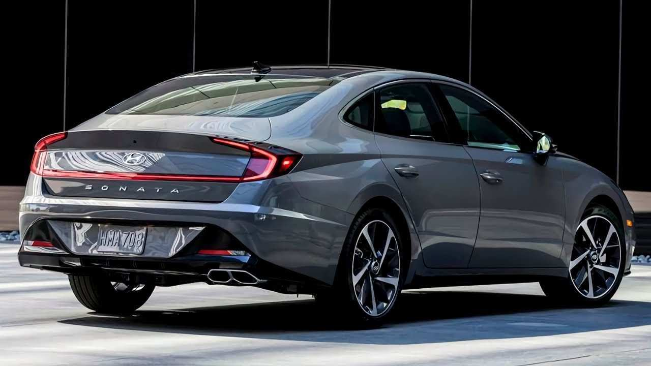 78 Great 2020 Hyundai Sonata Brochure Redesign with 2020 Hyundai Sonata Brochure