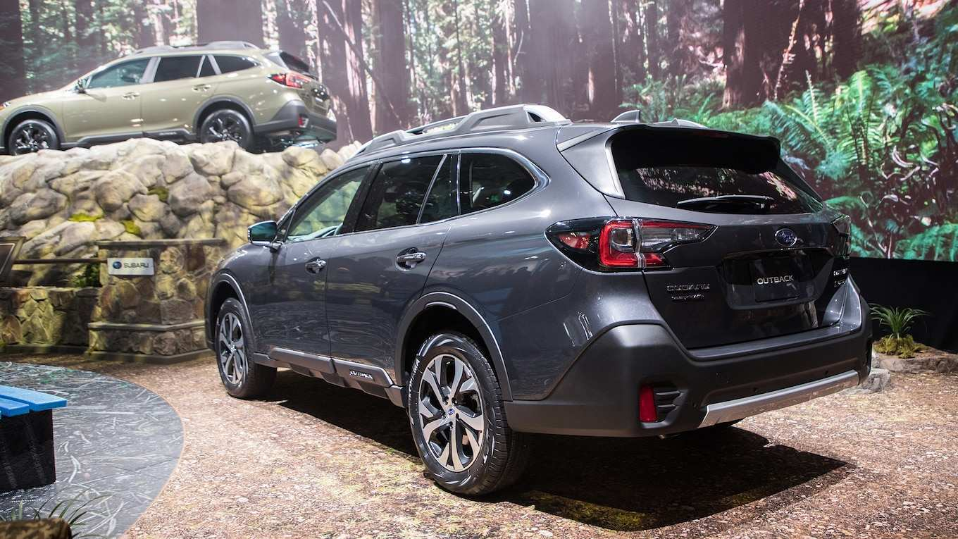 78 Great 2020 Subaru Outback Gas Mileage Pictures for 2020 Subaru Outback Gas Mileage