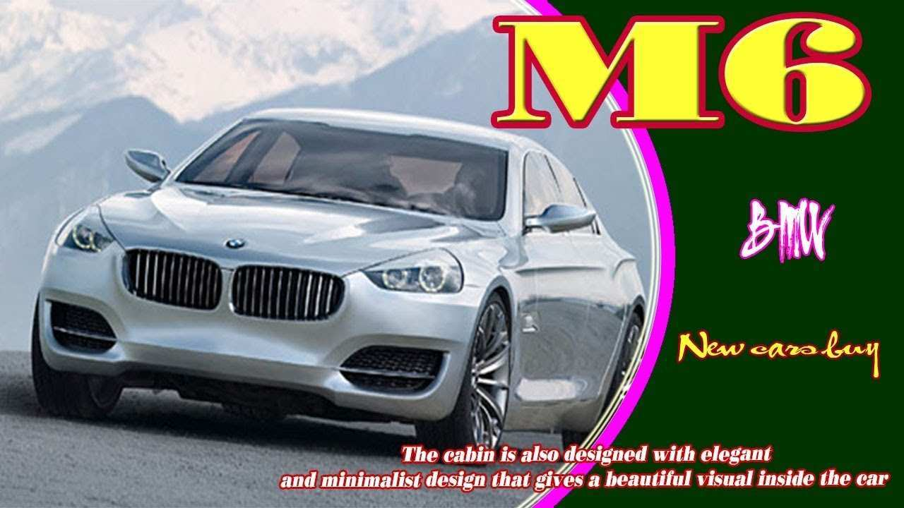 78 Great BMW M6 2020 Configurations with BMW M6 2020