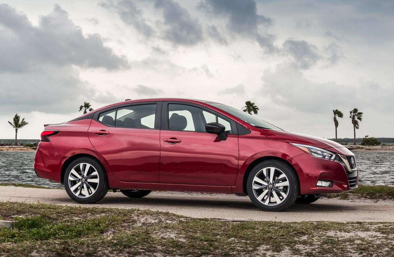 78 Great Nissan Versa 2020 Brasil Review for Nissan Versa 2020 Brasil