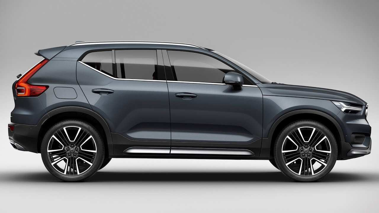 78 Great Volvo Xc40 2020 Update Overview with Volvo Xc40 2020 Update