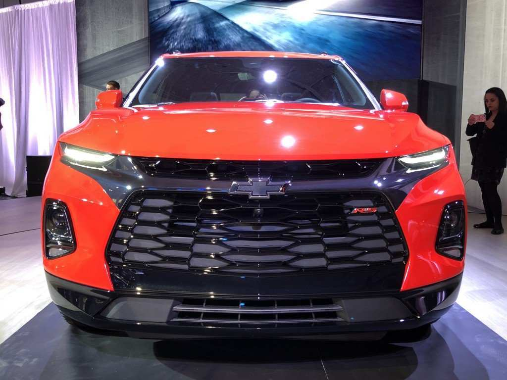 78 New Chevrolet Blazer 2020 Ss With 500Hp New Review by Chevrolet Blazer 2020 Ss With 500Hp