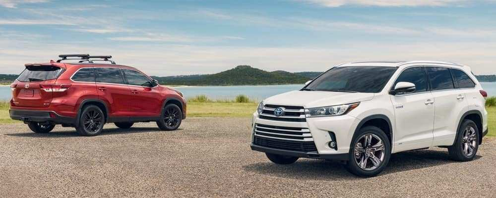 78 New Toyota Highlander 2020 Release Date Redesign by Toyota Highlander 2020 Release Date