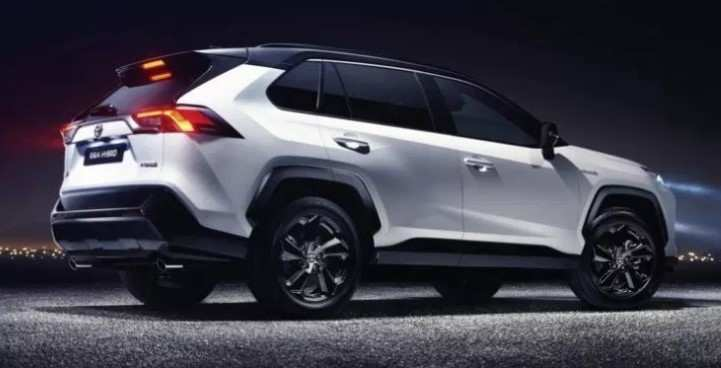 78 New Toyota Rav4 Hybrid 2020 Speed Test for Toyota Rav4 Hybrid 2020