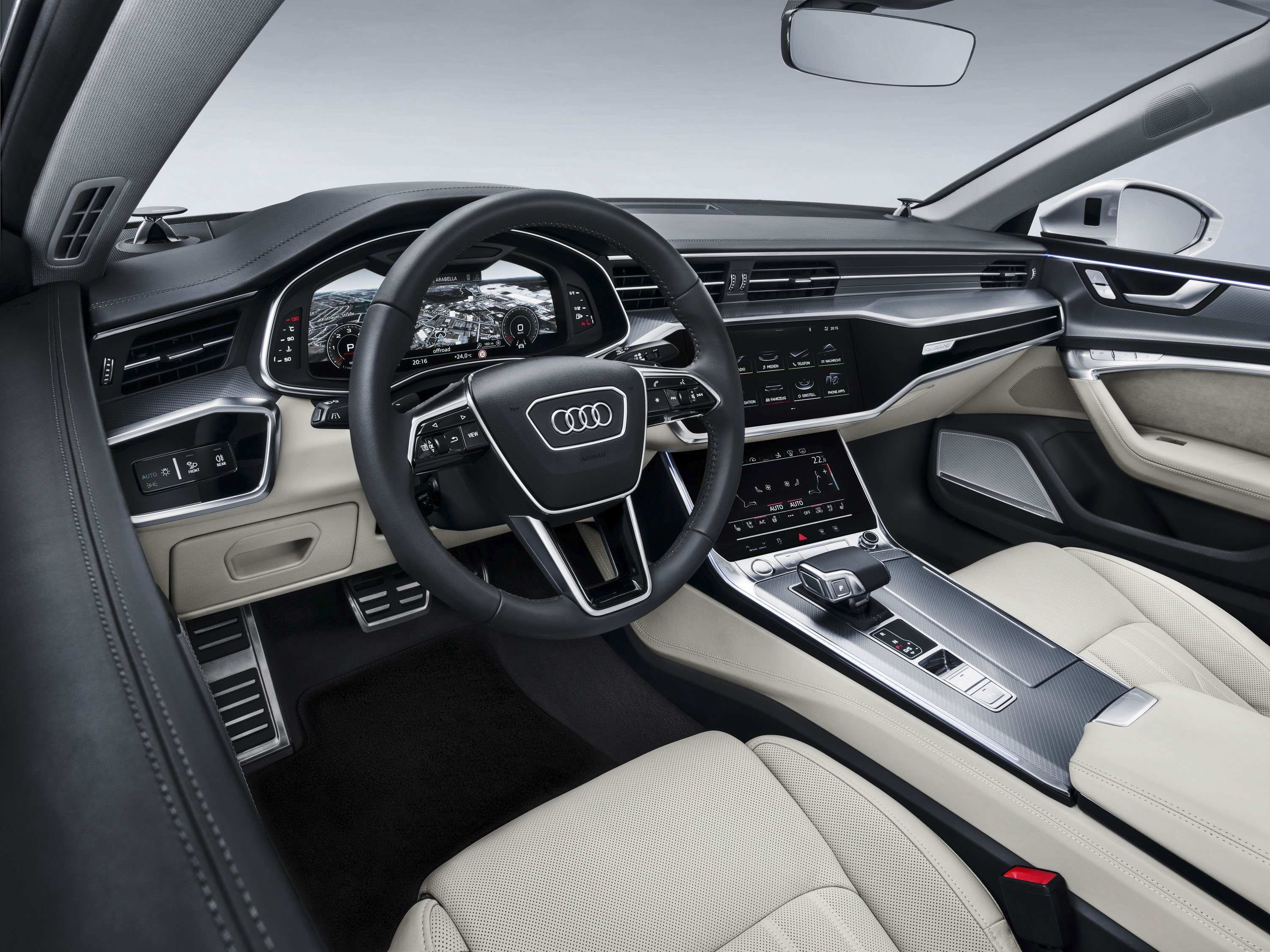 78 The New Audi A4 2020 Interior Research New for New Audi A4 2020 Interior