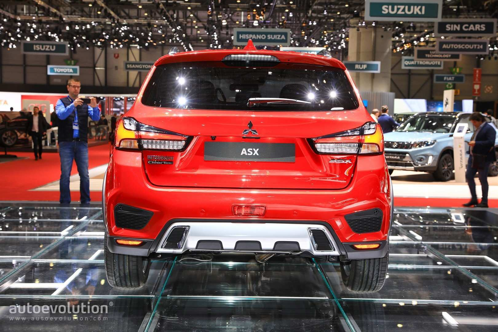 79 All New Mitsubishi Asx Facelift 2020 Speed Test with Mitsubishi Asx Facelift 2020