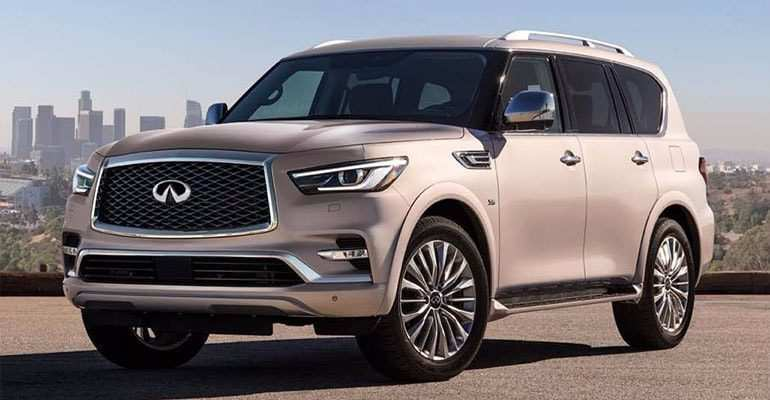 79 Best Review 2020 Infiniti Qx80 Price Exterior and Interior with 2020 Infiniti Qx80 Price