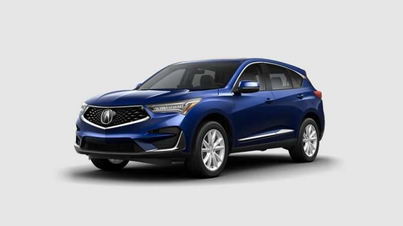 79 Concept of 2020 Acura Rdx Sport Hybrid Research New with 2020 Acura Rdx Sport Hybrid