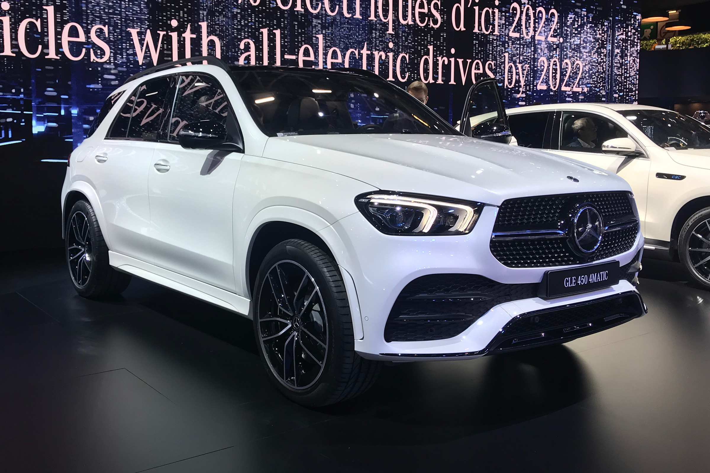 79 Concept of 2020 Mercedes Gle Vs BMW X5 Interior by 2020 Mercedes Gle Vs BMW X5