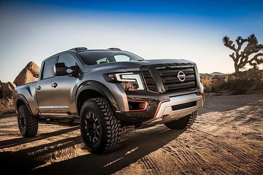 79 Concept of 2020 Nissan Titan Warrior Price Overview for 2020 Nissan Titan Warrior Price