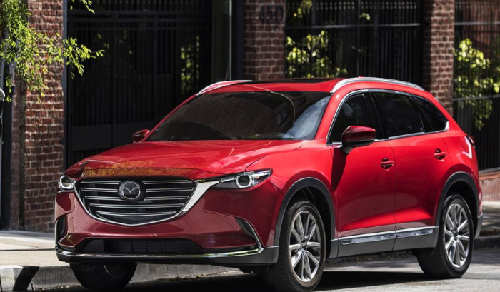 79 Concept of Mazda Cx 9 2020 Release Date Redesign and Concept with Mazda Cx 9 2020 Release Date
