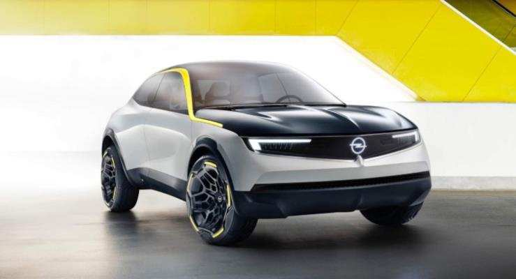 79 Concept of Opel News 2020 Exterior for Opel News 2020