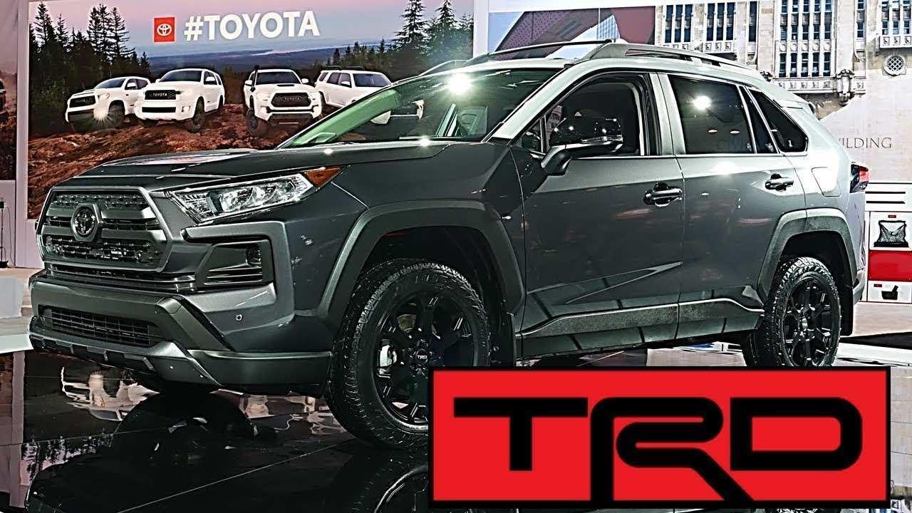 79 Concept of Toyota Rav4 2020 Trd New Concept for Toyota Rav4 2020 Trd