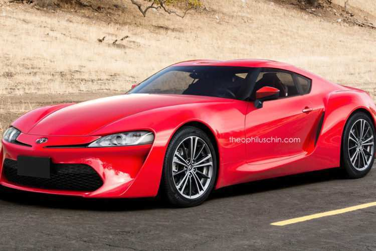 79 Concept of Toyota Supra 2020 BMW Engine Review by Toyota Supra 2020 BMW Engine