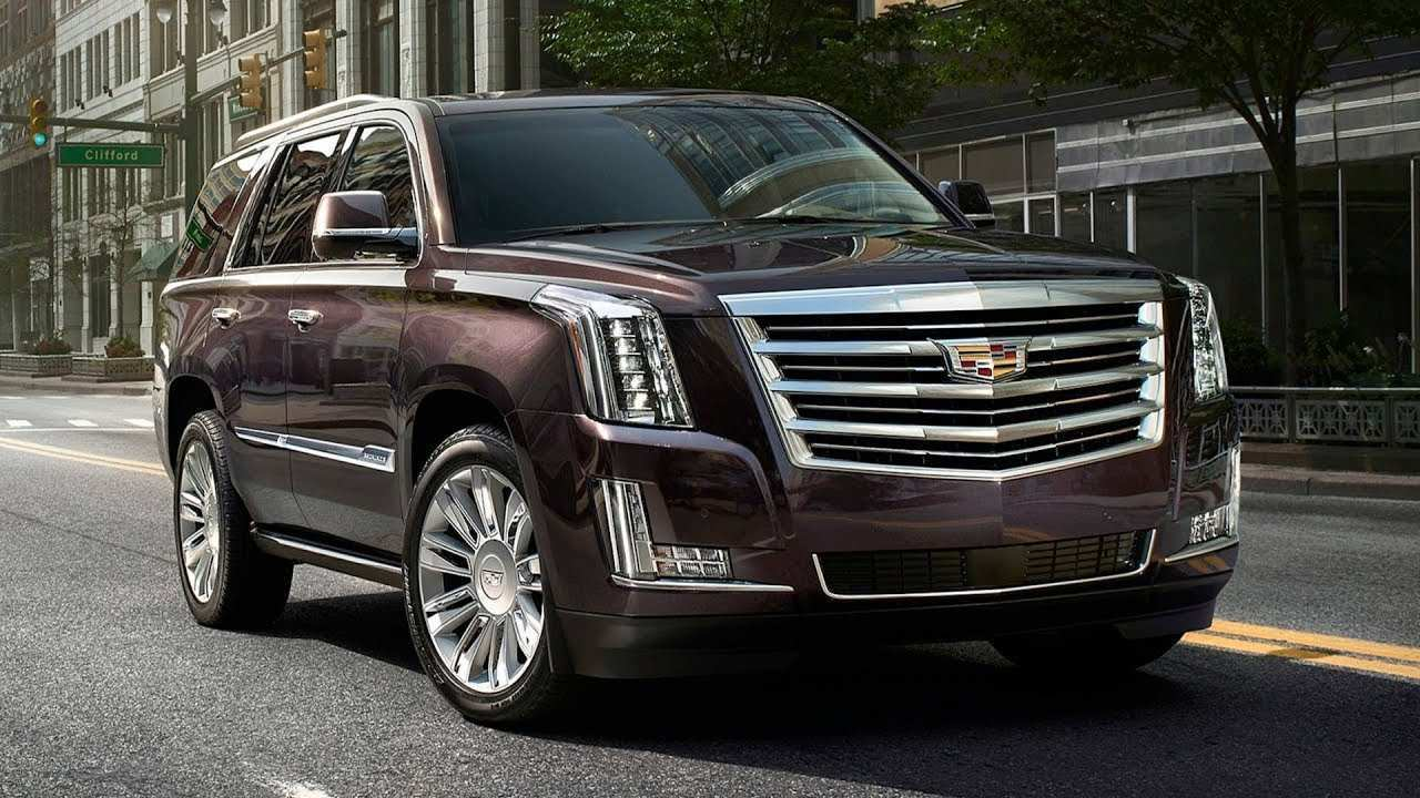 79 Gallery of 2020 Cadillac Escalade Youtube Picture for 2020 Cadillac Escalade Youtube