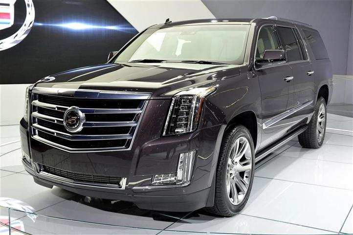 79 Great 2020 Cadillac Escalade Hybrid Overview with 2020 Cadillac Escalade Hybrid