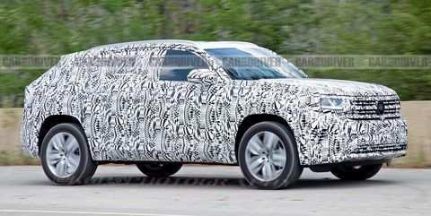 79 New 2020 Volkswagen Teramont X First Drive by 2020 Volkswagen Teramont X