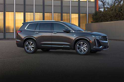 79 The 2020 Cadillac Xt6 Gas Mileage Concept by 2020 Cadillac Xt6 Gas Mileage