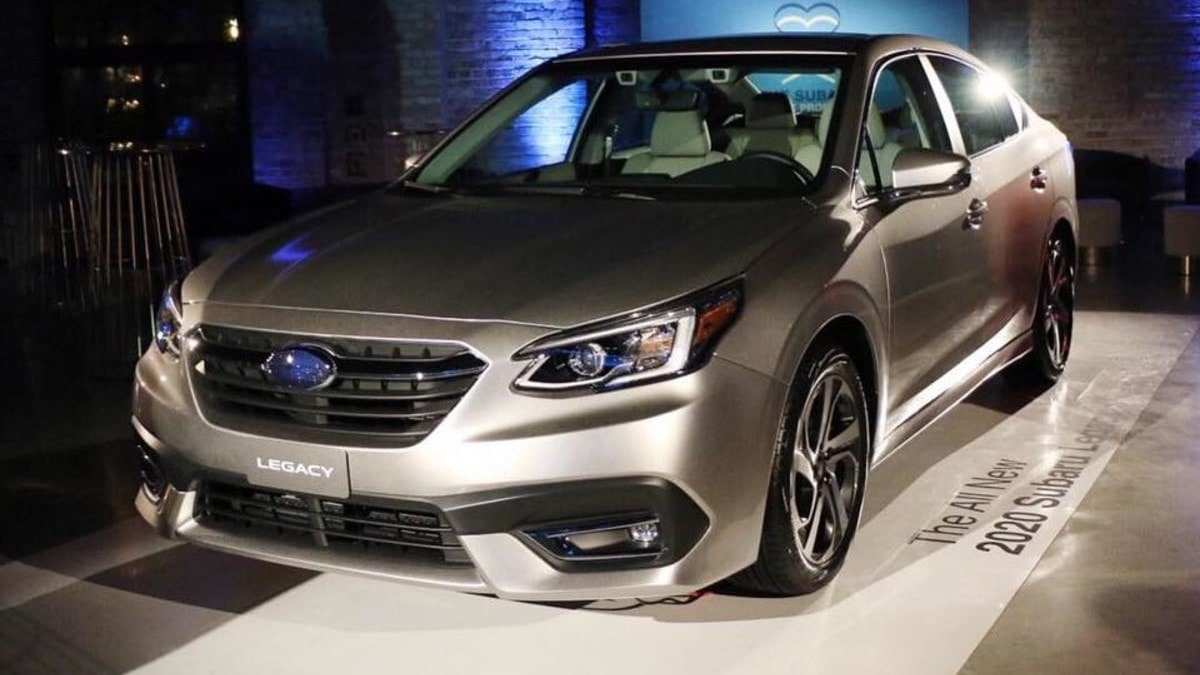 79 The 2020 Subaru Legacy Youtube Photos for 2020 Subaru Legacy Youtube