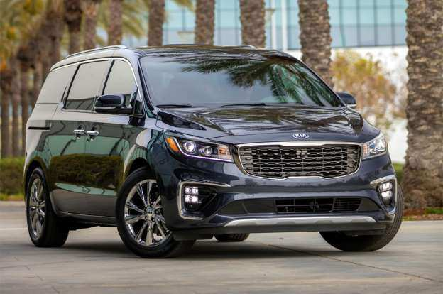79 The Kia Carnival 2020 Redesign and Concept by Kia Carnival 2020