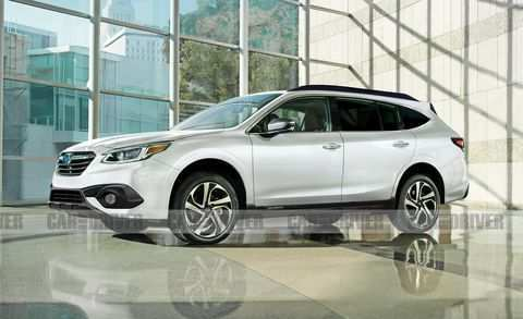 79 The Subaru Outback 2020 Images with Subaru Outback 2020