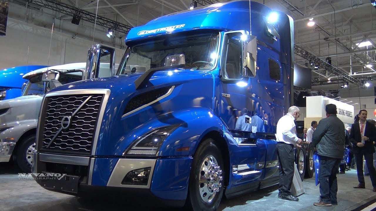 79 The Volvo Truck 2020 Interior Style for Volvo Truck 2020 Interior